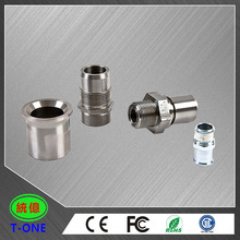 Stainless steel /aluminum / brass machining customized cheap cnc machining service