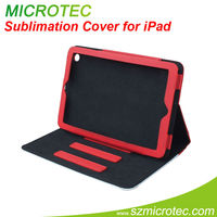 for iPad Mini Sublimation Leather Cases