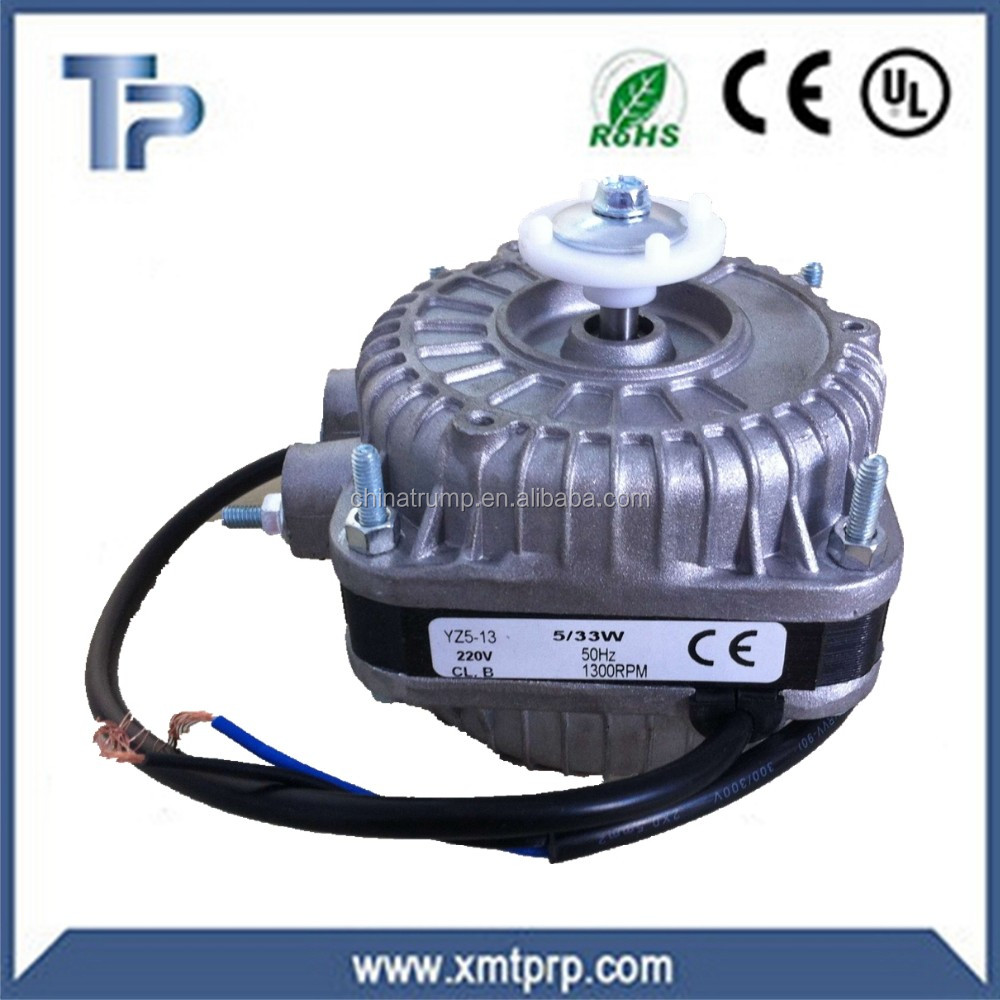 Freezer Fan Motor Cooling 10W refrigerator motor fridge fan motor 230V