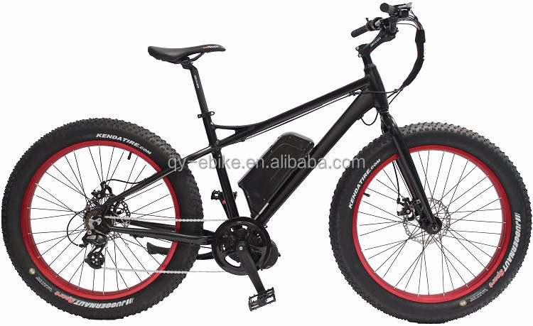 Dual Driver Sport e bike / Electric mountain bicycle with Magic pie 4 / Magic pie 5 motor new Sine Wave controller built in