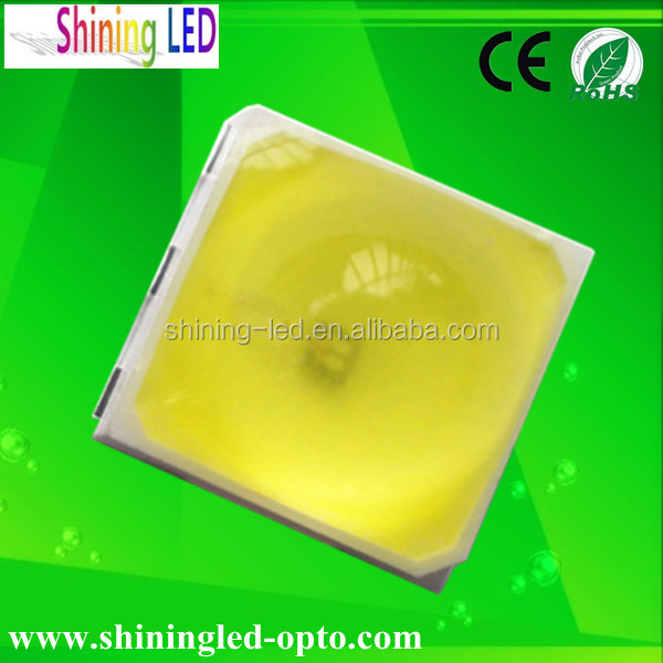 High Quality Epileds Chip 3.8-4.0V 2 in 1 SMD 5050 5054 UV LED 365nm+405nm (395nm) for Nail Lamp