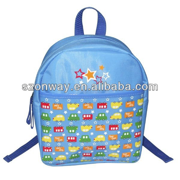 lovely picture school backpack,kids bag