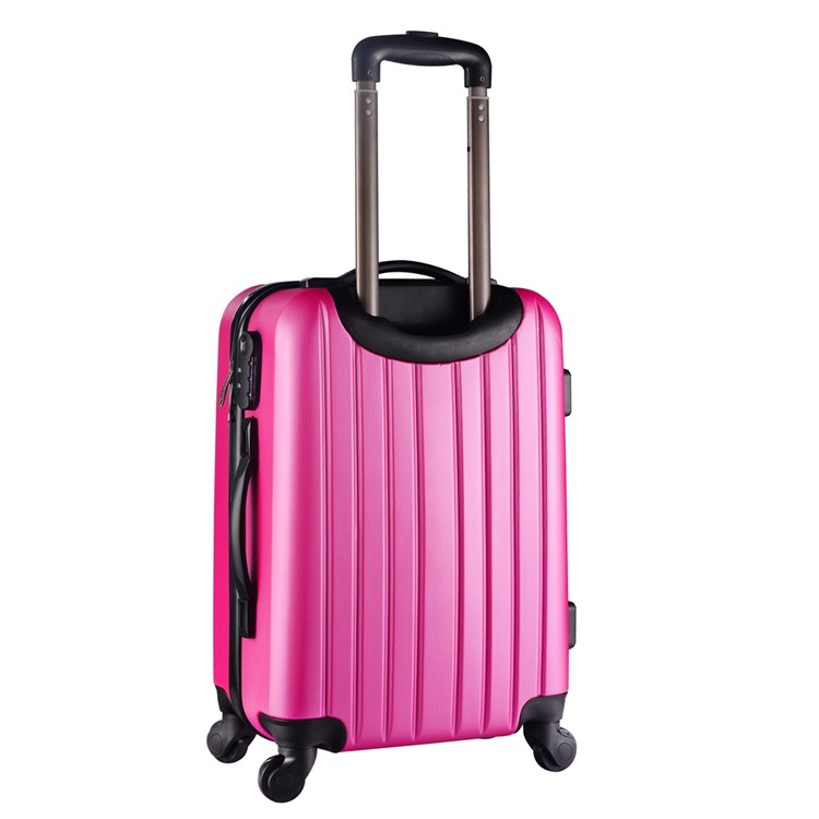 Manufactorers ABS travel trolley luggage/suitcase