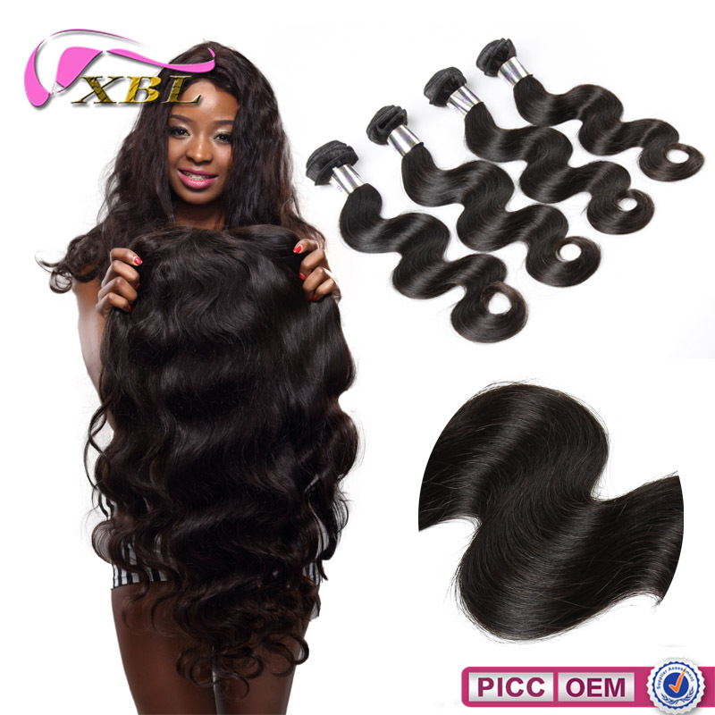 Market Cheap Virgin 100% Brazilian Human Hair Dropshipping