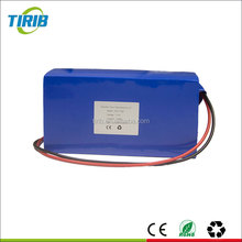 18650 12 volt 50AH rechargeable Lithium battery pack for Solar Light