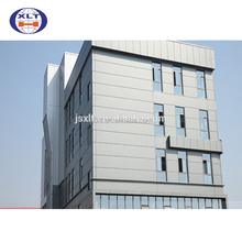 Low Cost Prefabricated high rise Steel Structure School Building