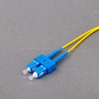 SC Type Fiber Optic Jumper (Duplex)