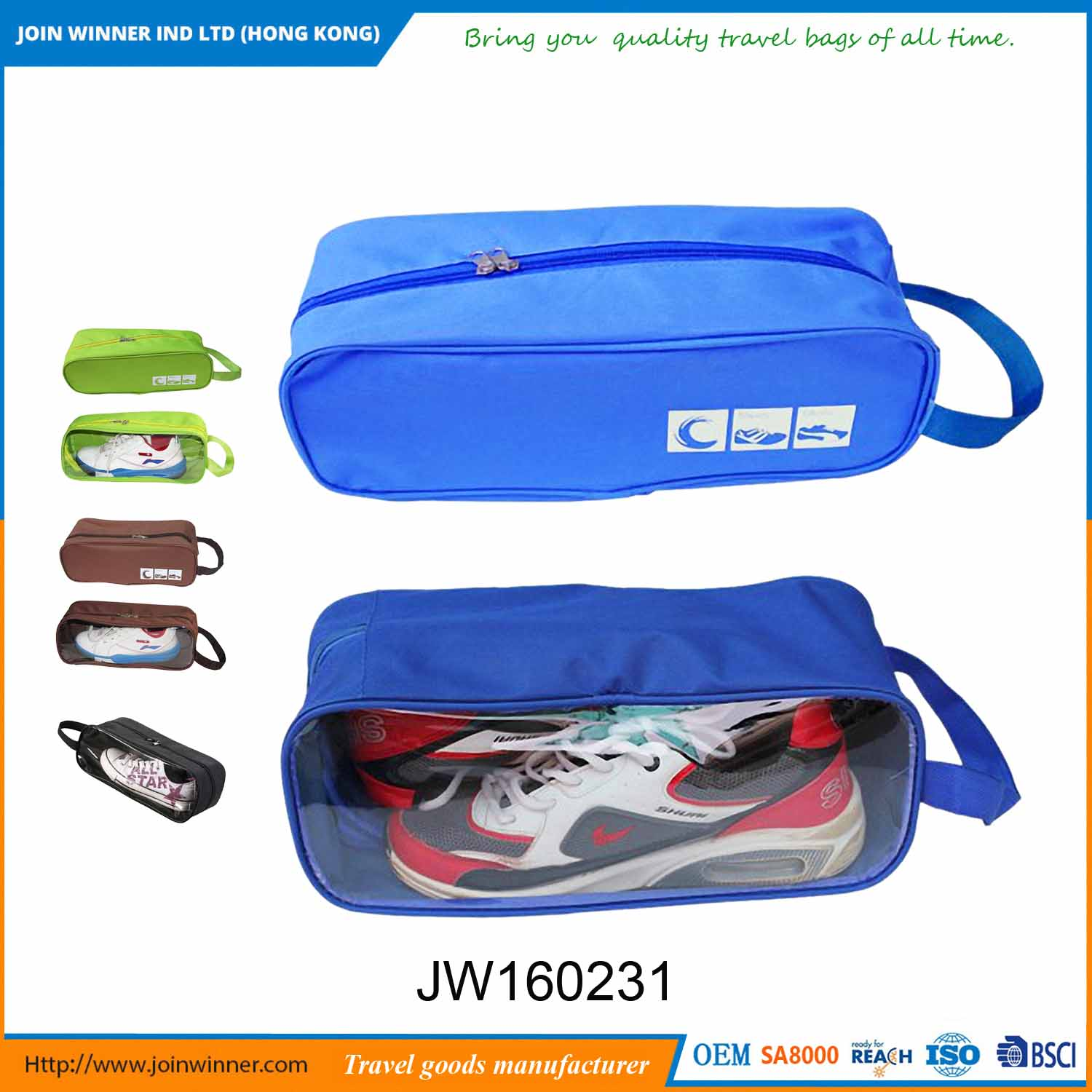 Wholesale Custom Printed Multiple Shoe Bag With Best Quality And Low Price