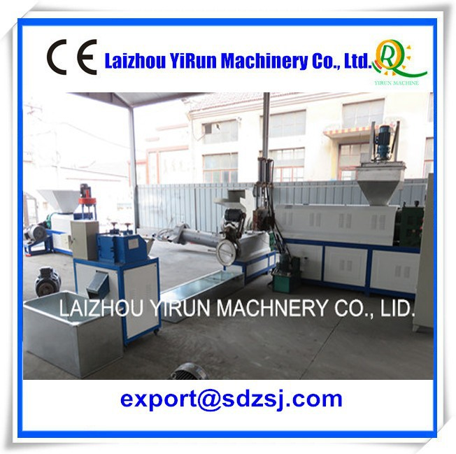 Whole Project of Waste PP/PE Plastic Material Recycling Machine in New Condition