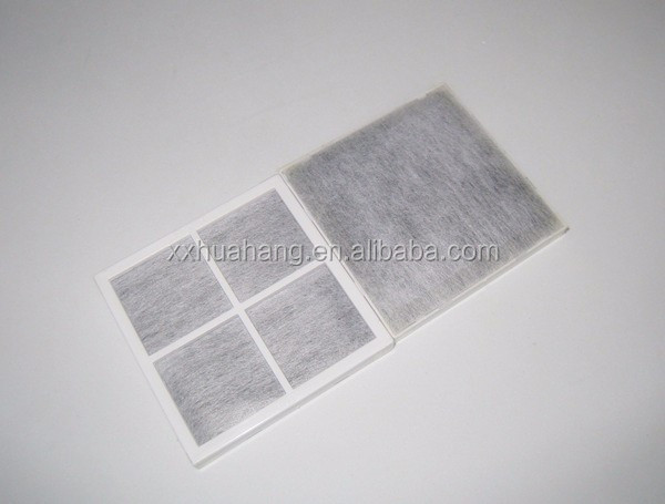 Replace air cleaner assembly LG LT120F refrigerator fresh air filter