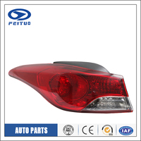 High Quality L 92401-3X010 rear bumper reflector light for HUYUNDAI ELANTRA 2011