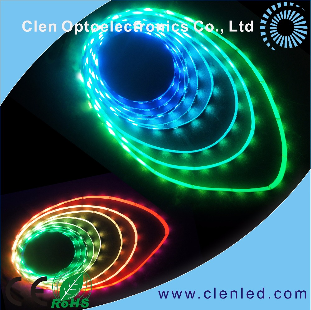5V 48LEDs digital LPD8806 led strip sting tape light