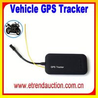 GPS Vehicle Tracker GPRS Car Tracker Car's safety Alarm Anti-Theft Device