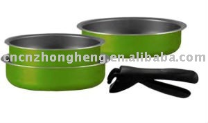 fry pan with detachable handle, detachable fry pan
