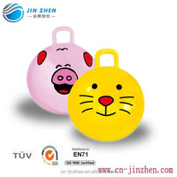 JIN ZHEN fashion PVC hopper ball wholesale