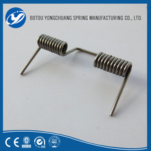 Custom spiral adjustable steel torsion springs