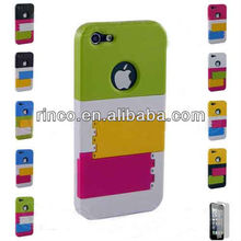 Standable Hard Case Cover For Apple iPhone 5G 5S