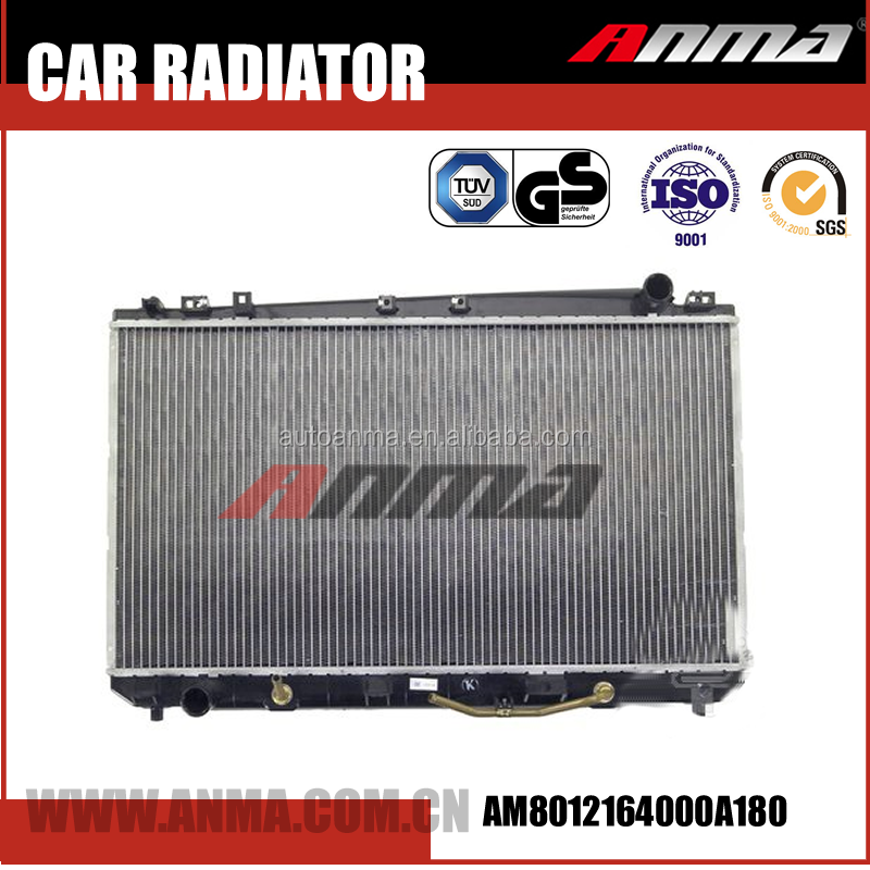 Wholesale japanese car cooling system radiator prices