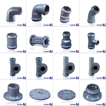 A02 HJ manufacturer PVC pipe fitting connectors 22.5 45 90 135 degree elbow