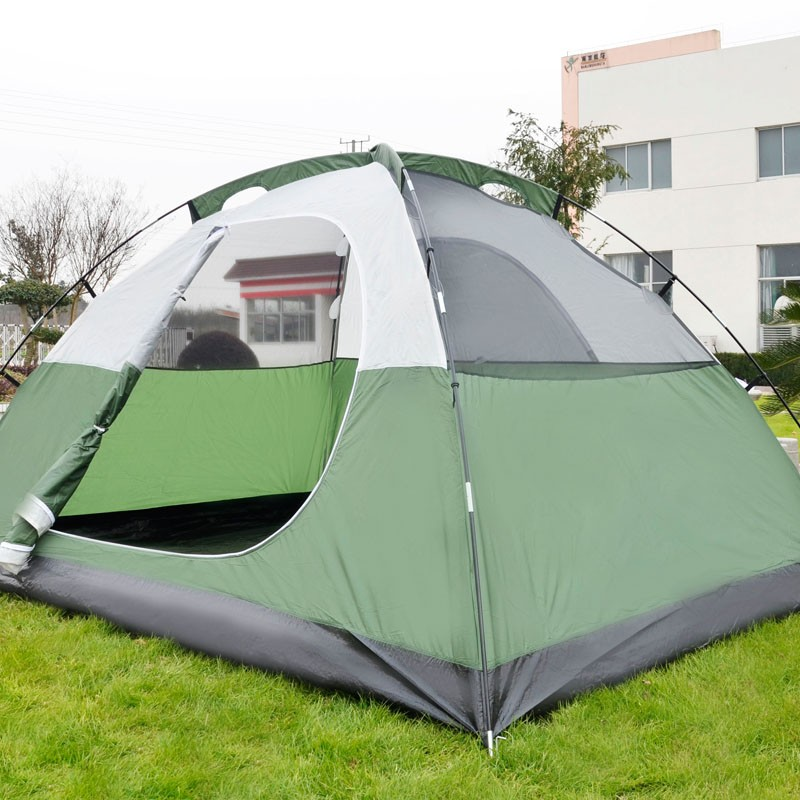 Hot-Selling Waterproof Cubicle Family Cabin Tent