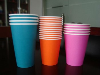 12oz ,16oz single hot paper cup