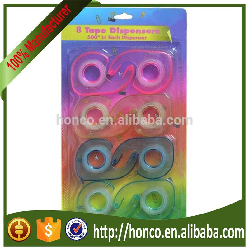 Professional Alibaba Supplier transparent bopp tapes with quick shipping