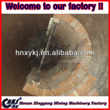 50T/D quick lime production plant /rotary kiln/ rotary calcining machine