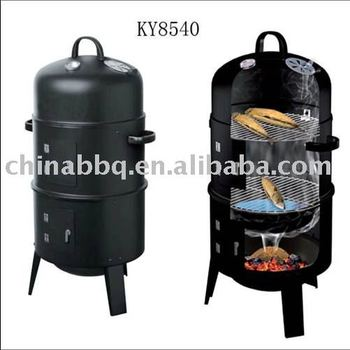 steam barbecue grill