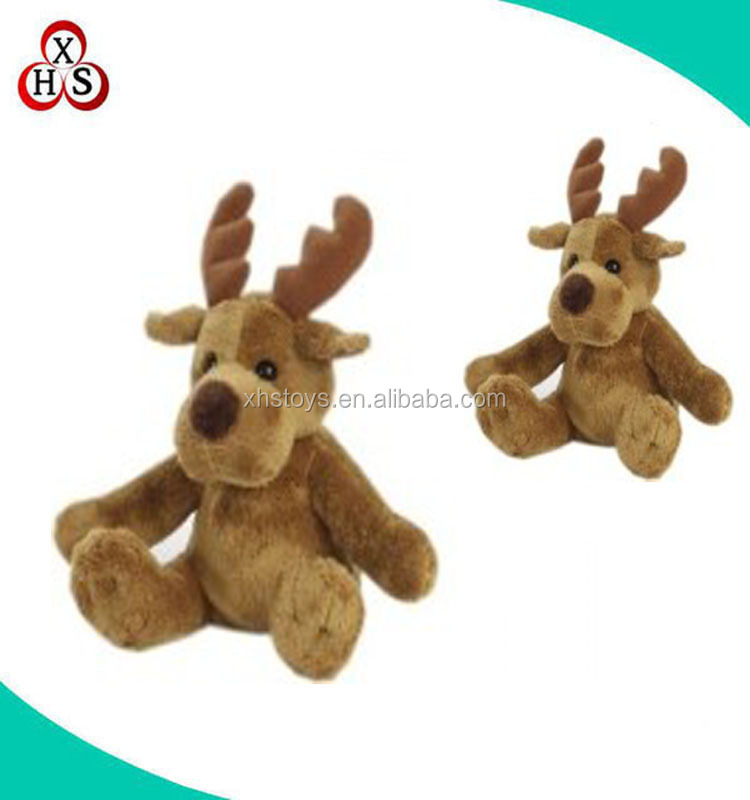 Hot Sell Reindeer Stuffed Animals In High Quality