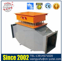 Electric air heater for natural gas industry