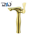 Brand new corrosion resistance luxury tall bathroom basin faucet