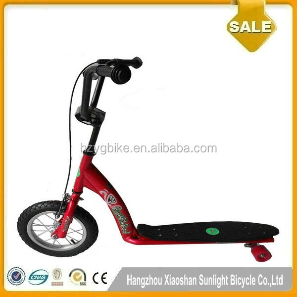 2015 New Designer 3 wheel Steel Foot Push Kids Kick New Scooters