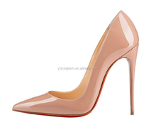 JUSITY nude women shoes fashion 2015 womens high heels shoes with 16cm heels