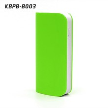 Colorful smart torch power bank 3000mah with suction cup supplier