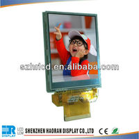 2.8 inch ips lcd panel with Touch Screen 50PIN connector type MI0283QT-11 lcd display