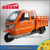 300cc closed cabin three wheel electric motorcycle
