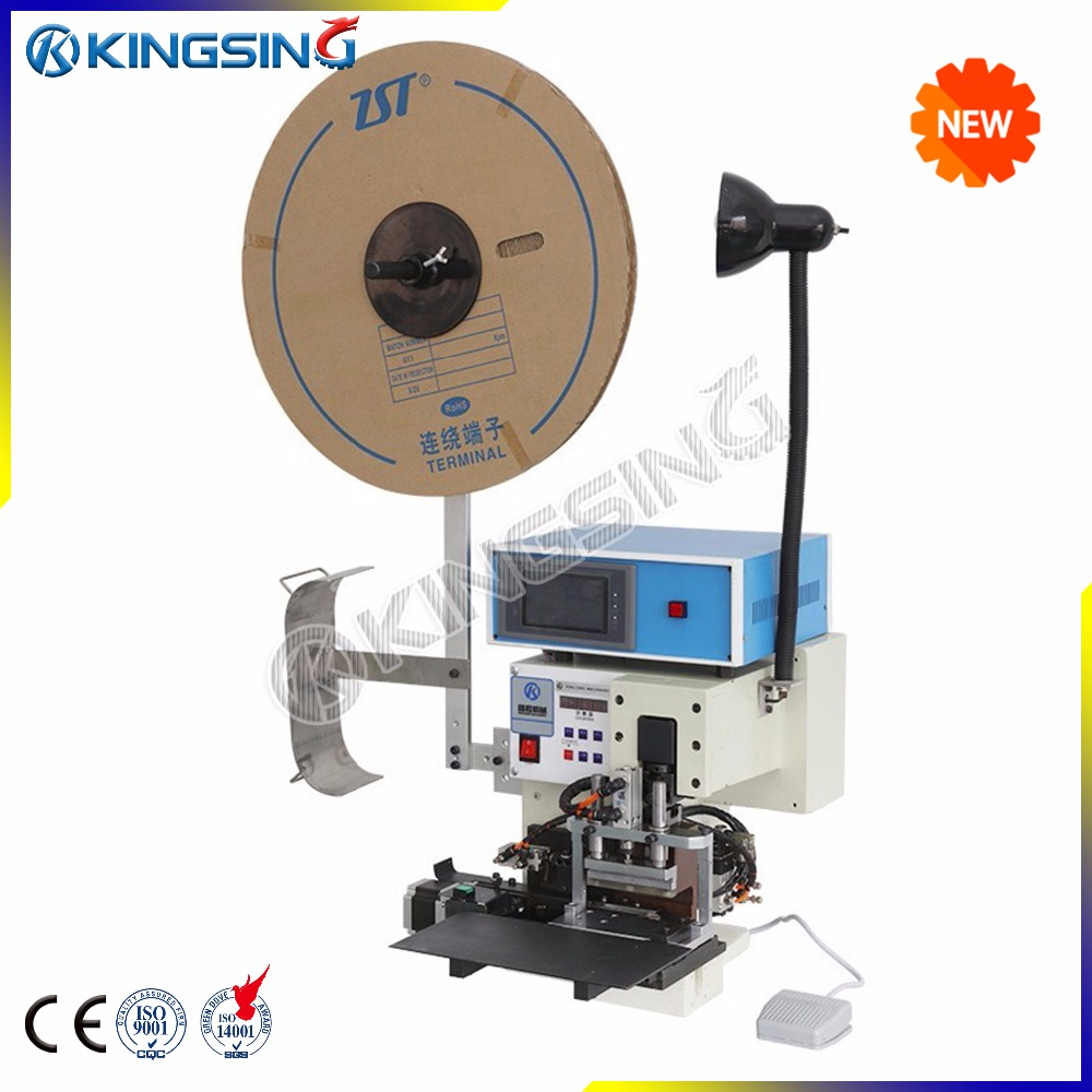 Amazing Automatic Wire Crimping Machine Collection - Electrical ...