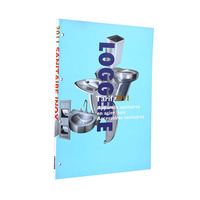 Free Design Wholesale Price Color Catalog Printing Service