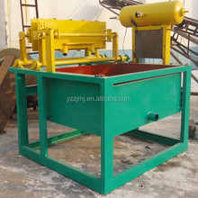 paper pulp egg carton tray making machine/waste paper recycling production plant/La Machine de fabrication de plateau a oeufs