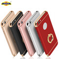 Shockproof Phone Case Phone Ring holder Cover for Iphone 7 Plus