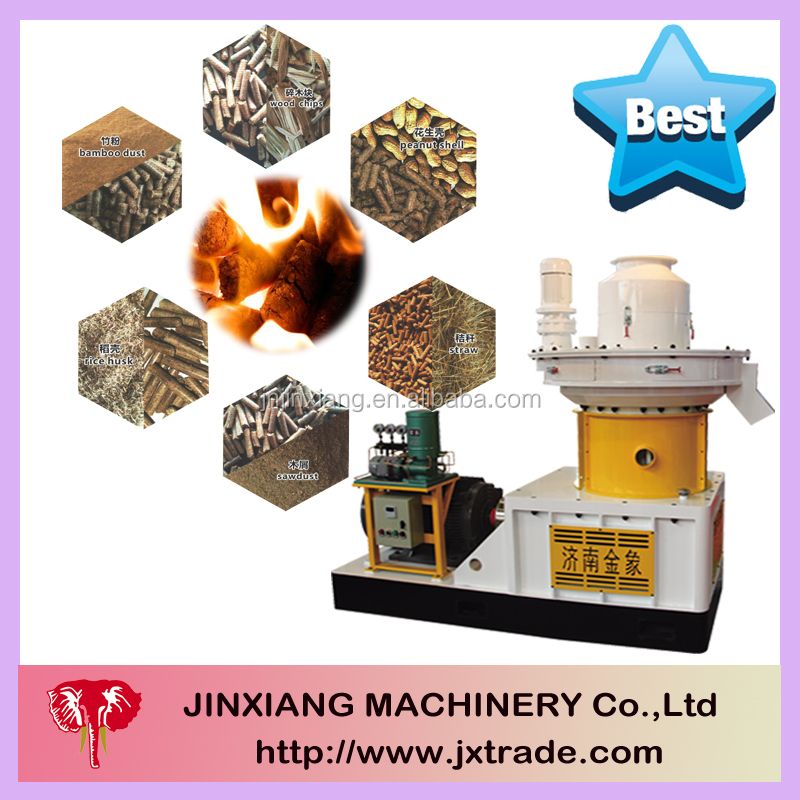 Processing wood sawdust machine for biomass pellet