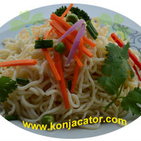 Chinese Instant Food Konjac Noodles Shirataki