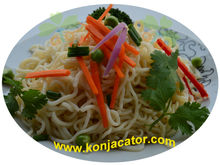 chinese instant food/konjac noodles/shirataki noodles kosher
