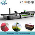 Fabric Cloth Cutter Textile Machine With Straight Knife Manufacturing Price