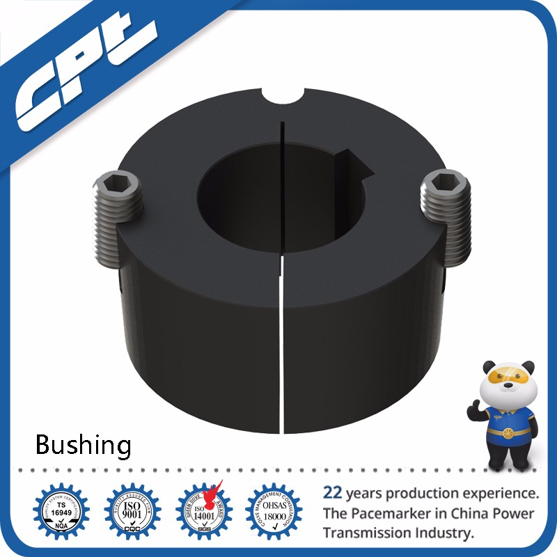 China Manufacturing SPA-08 casting durable v groove belt pulleys