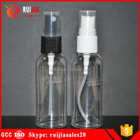 High quality empty 1 oz plastic pet spray bottle 30ml