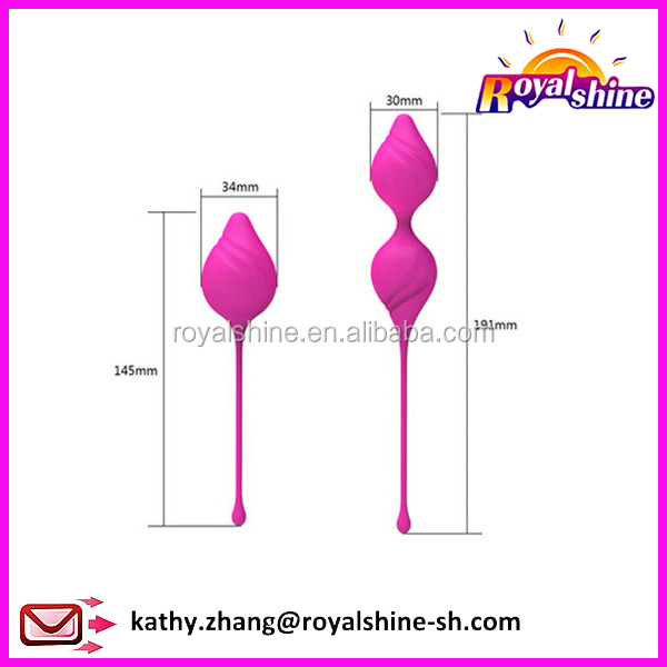 Adult sex machine smart vagina tightening kegel exercise koro ball
