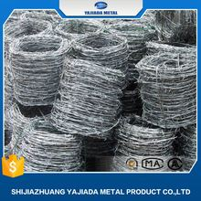 4 Points Galvanized Barbed Wire