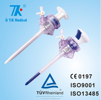 cheap price disposable laparoscopy trocar and cannula