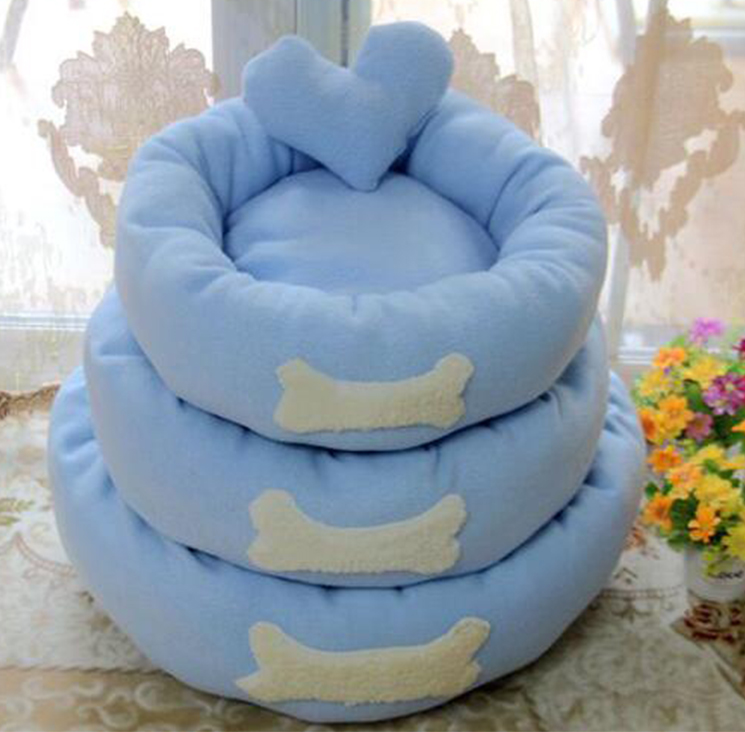 Cheap cute dog beds,washable pet dog bed